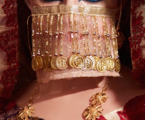 Eine arabische Hochzeit an Heiligabend